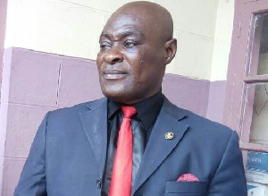 Kwabena Nsenkyere, Ashanti Regional First Vice Chairman of NPP