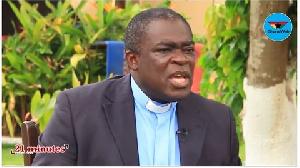 Rev. Kwabena Opuni Frimpong