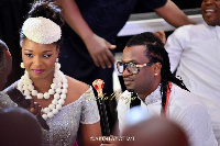 Paul Okoye of the P Square and his wife welcome twins