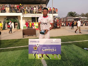 Karela United Striker, Diawusie Taylor GH