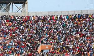 Asec Mimosa supporters attack Kotoko fans