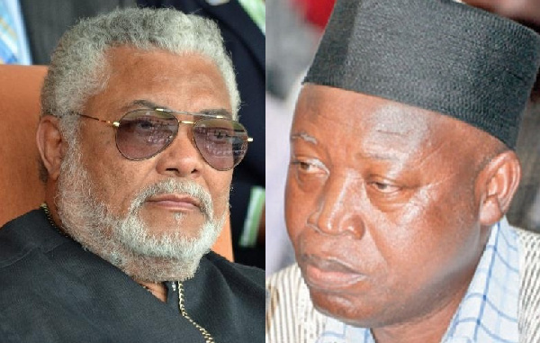 Kwamena Ahwoi narrates how Rawlings squeezed Bede Ziedeng's testicles in public