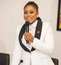 Gospel artiste Joyce Blessing