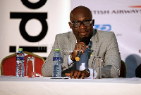 George Afriyie was sacked from his post as the Vice President of GFA