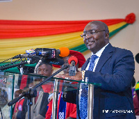 Dr Mahamudu Bawumia,Vice-President of Ghana said the NABCO will be launched on May 1, 2018