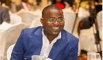 Western Regional Secretary of the New Patriotic Party, Charles Bissue