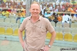Former Hearts coach, Frank Nuttall