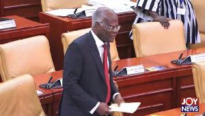 Member of Parliament  for Adansi Asokwa,  K.T Hammond