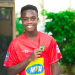 Legon Cities gazump giants Kotoko for Matthew Cudjoe