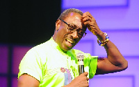 Veteran comedian, Kweku Sintim-Misa