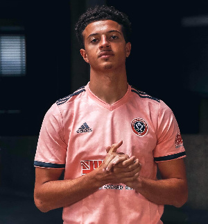 Chelsea defender, Ethan Ampadu