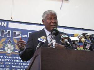Enoch Teye Mensah Minster
