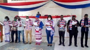 NPP Agona West Campaign Team
