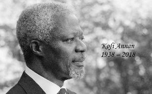 Kofi Annan Timeline