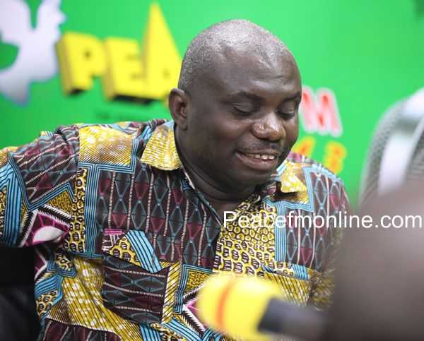Avoid greedy politicians who give money for votes - Ayensuano MP