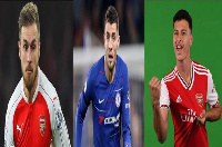 Aaron Ramsey, Mateo Kovacic, Gabriel Martinelli, others will play with their new clubs next season