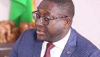Communications Director of the NPP, Yaw Buaben Asamoa