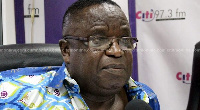 Banking consultant, Nana Otuo Acheampong