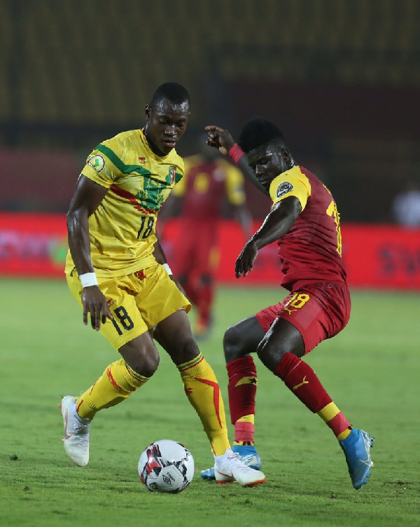 U23 AFCON : Match report: Ghana 2-0 Mali – Kwabena Owusu's brace fires Meteors to the Semis
