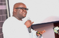 Ken Ashigbe, former Managing Director of the Graphic Communications Group