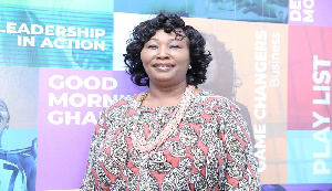 General Manager, Marketing and Corporate Affairs at the GPHA Esther Gyebi-Donkor