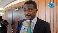 Kweku Ricketts-Hagan, Aspiring flagbearer of the National Democratic Congress (NDC)
