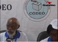 CODEO is organizing series of press briefings as events unfold in the voting process