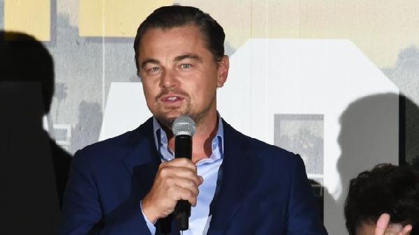 Protect Atewa Forest - American actor Leonardo DiCaprio