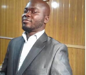 Abraham Awuriki Yeboah, Director of Communications of IPM/GDM