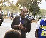 UG Coach, Dr. Baba Samori
