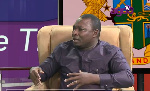 Solomon Owusu, Member of the governing New Patriotic Party Communications Team