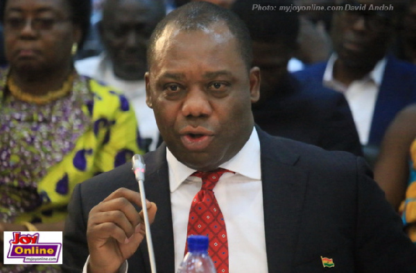Mattew Opoku Prempeh, Minister of Education