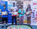 Johnson Acquah, Mariama Ibrahim emerge tops at McDan Foundation Tennis Training Matches