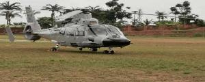 GHF 630 aircraft