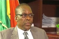 Second Deputy Speaker of Parliament, Alban Sumana Bagbin