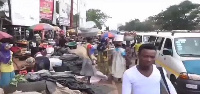 The traders are being asked to relocate to the adumanum market