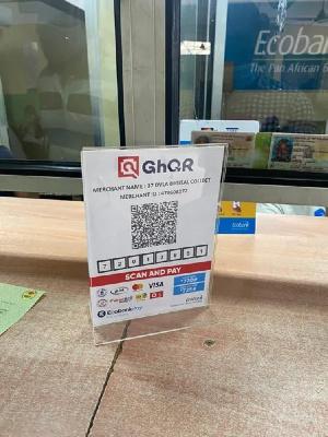 GH QR Code