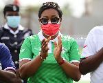 Karela United President Abena Brigidi targets top 4 finish