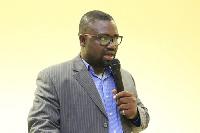 Governance expert, Dr. Benjamin Otchere-Ankrah