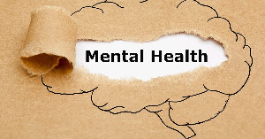 Mental health issues suffered with the impact of COVID-19, according to experts