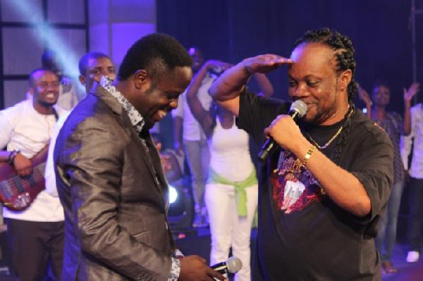 Daddy Lumba salutes Ofori Amponsah