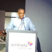 Delico Board Chair, Kofi Sekyere