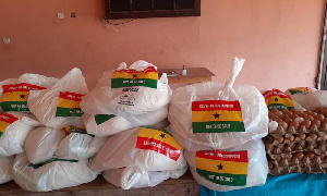 Government distributed hot meals to some vulnerable persons during the lockdown