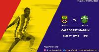 Hearts won their first match of the season against Ebusua Dwarfs on match day 3