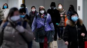 Investors fear the spread of the coronavirus will destroy economic growth