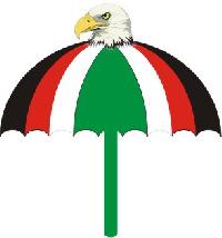 The National Democratic Congress logo