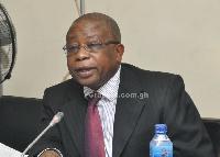 Health Minister, Kweku Agyeman-Manu