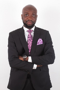 Clarence Amoatey, General Manager of Touchpoint Magna Carta