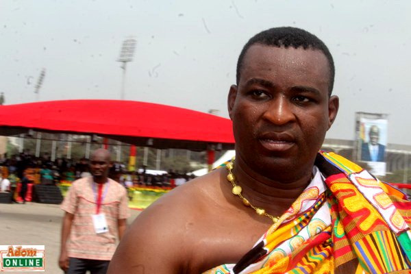 December 17 Referendum: I respect Togbe Afede\'s view but NDC is full of gluttons - Wontumi