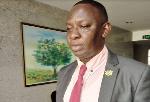 MP for Kintampo, Joseph Kwame Kumah